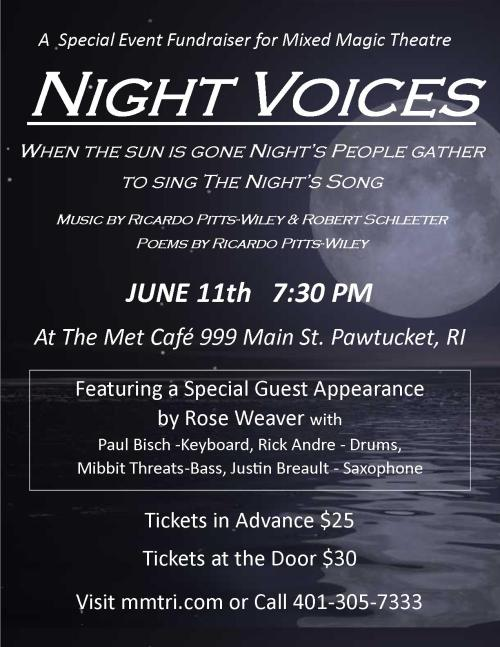 Night Voices Poster