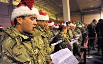 Army Christmas