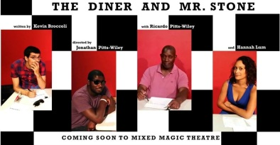The Diner & Mr. Stone pic
