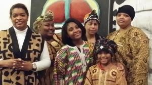 Kwanzaa Women