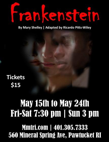 Frankenstein Poster 2015