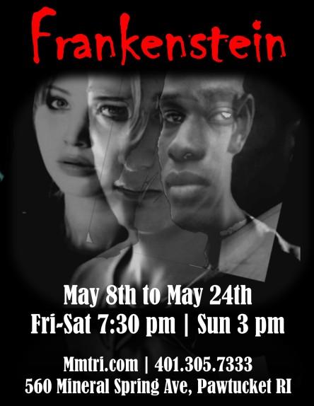 Frankenstein Poster March 12, 2014