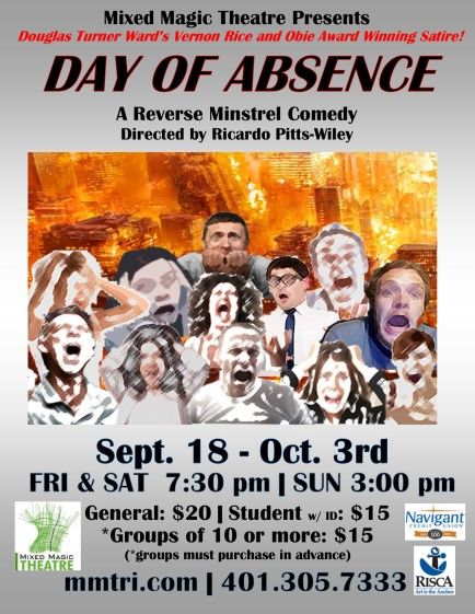 Day of Absence New Poster