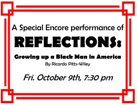 reflections encore poster