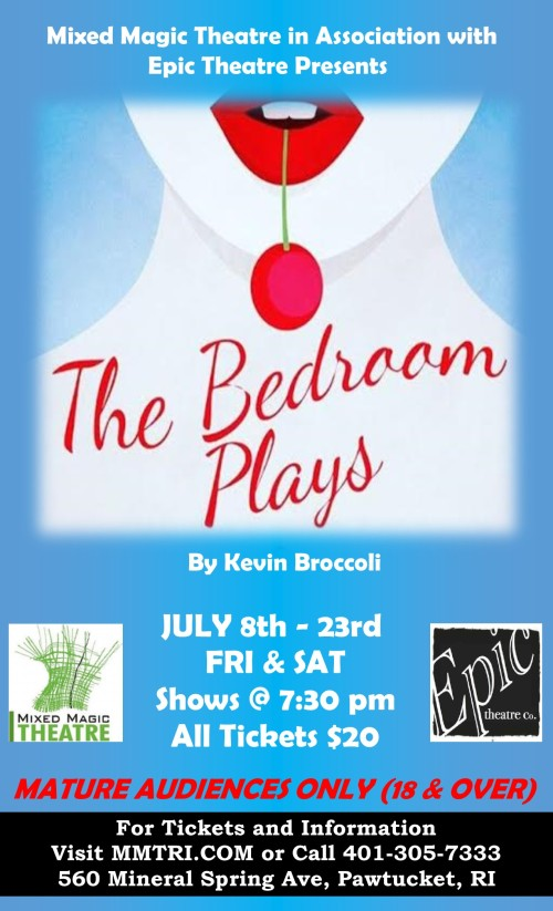 The Bedroom Plays Poster